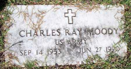 MOODY (VETERAN), CHARLES RAY - Hempstead County, Arkansas | CHARLES RAY MOODY (VETERAN) - Arkansas Gravestone Photos