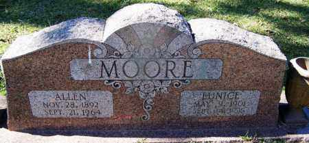 MOORE, EUNICE - Hempstead County, Arkansas | EUNICE MOORE - Arkansas Gravestone Photos