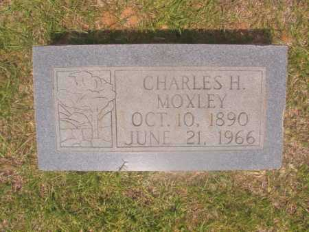 MOXLEY, CHARLES H - Hempstead County, Arkansas | CHARLES H MOXLEY - Arkansas Gravestone Photos