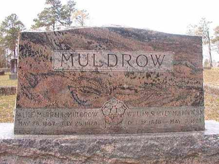 MURRELL MULDROW, ALICE - Hempstead County, Arkansas | ALICE MURRELL MULDROW - Arkansas Gravestone Photos