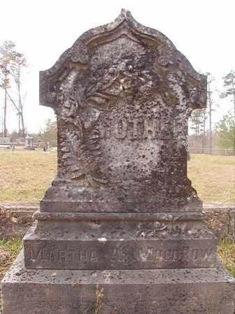 MULDROW, MARTHA A - Hempstead County, Arkansas | MARTHA A MULDROW - Arkansas Gravestone Photos