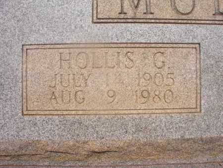 MULLINS, HOLLIS G (CLOSEUP) - Hempstead County, Arkansas | HOLLIS G (CLOSEUP) MULLINS - Arkansas Gravestone Photos
