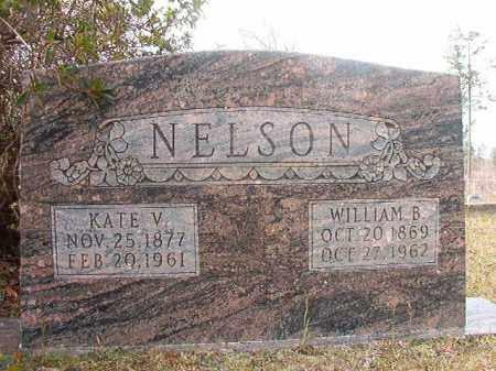 NELSON, KATE V - Hempstead County, Arkansas   KATE V NELSON - Arkansas Gravestone Photos