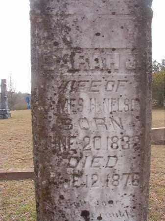 NELSON, SARAH J - Hempstead County, Arkansas | SARAH J NELSON - Arkansas Gravestone Photos