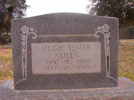 NOLEN, HUGH ELMER - Hempstead County, Arkansas | HUGH ELMER NOLEN - Arkansas Gravestone Photos