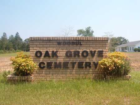 *CEMETERY SIGN,  - Hempstead County, Arkansas |  *CEMETERY SIGN - Arkansas Gravestone Photos