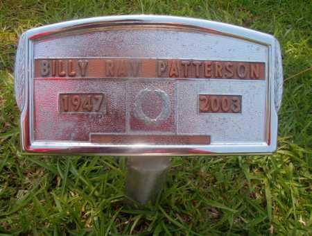 PATTERSON, BILLY RAY - Hempstead County, Arkansas | BILLY RAY PATTERSON - Arkansas Gravestone Photos