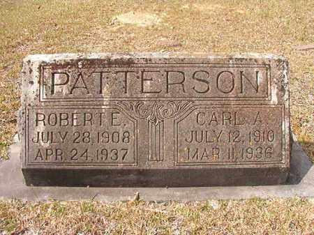 PATTERSON, ROBERT E - Hempstead County, Arkansas | ROBERT E PATTERSON - Arkansas Gravestone Photos