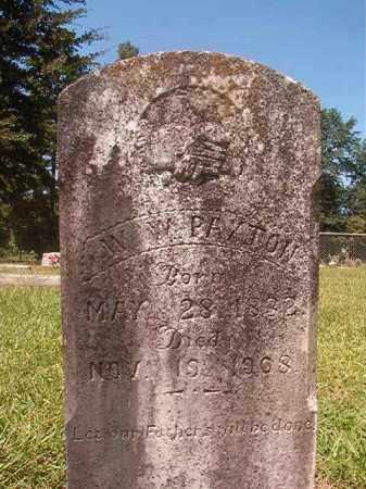PAXTON, W W - Hempstead County, Arkansas | W W PAXTON - Arkansas Gravestone Photos