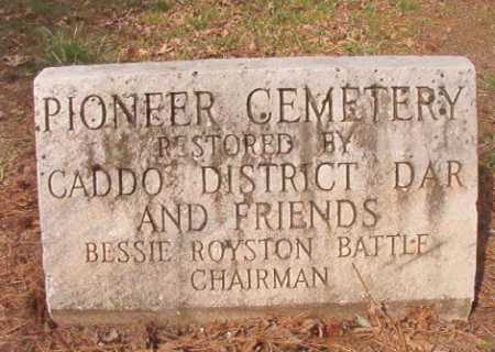 *MARKER,  - Hempstead County, Arkansas |  *MARKER - Arkansas Gravestone Photos