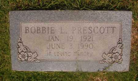 PRESCOTT, BOBBIE L - Hempstead County, Arkansas | BOBBIE L PRESCOTT - Arkansas Gravestone Photos