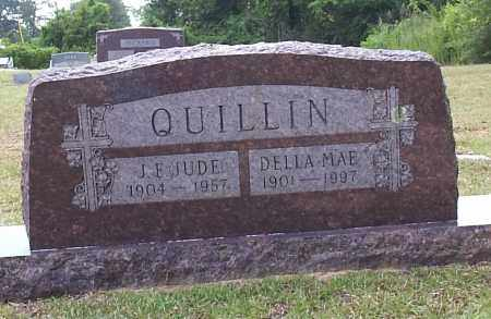ROBINSON QUILLIN, DELLA MAE - Hempstead County, Arkansas | DELLA MAE ROBINSON QUILLIN - Arkansas Gravestone Photos