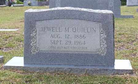 QUILLIN, JEWELL M. - Hempstead County, Arkansas | JEWELL M. QUILLIN - Arkansas Gravestone Photos
