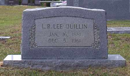 QUILLIN, L.R. LEE - Hempstead County, Arkansas | L.R. LEE QUILLIN - Arkansas Gravestone Photos