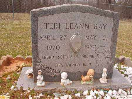 RAY, TERI LEANN - Hempstead County, Arkansas | TERI LEANN RAY - Arkansas Gravestone Photos