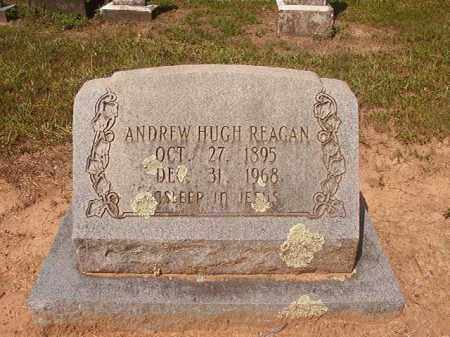 REAGAN, ANDREW HUGH - Hempstead County, Arkansas | ANDREW HUGH REAGAN - Arkansas Gravestone Photos