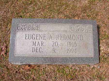 REDMOND, EUGENE A - Hempstead County, Arkansas | EUGENE A REDMOND - Arkansas Gravestone Photos