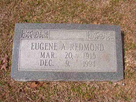 REDMOND, EUGENE A - Hempstead County, Arkansas | EUGENE A REDMOND - Arkansas Gravestone Photos