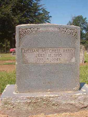 MITCHELL REED, LILLIAN - Hempstead County, Arkansas | LILLIAN MITCHELL REED - Arkansas Gravestone Photos
