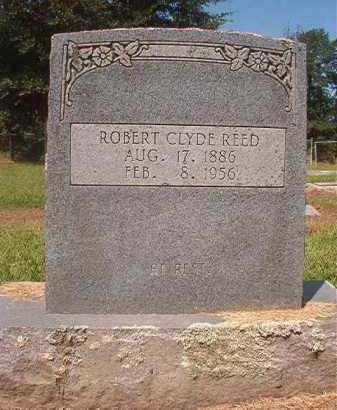 REED, ROBERT CLYDE - Hempstead County, Arkansas | ROBERT CLYDE REED - Arkansas Gravestone Photos