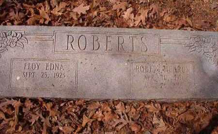 ROBERTS, ROBERT HEBRON - Hempstead County, Arkansas   ROBERT HEBRON ROBERTS - Arkansas Gravestone Photos