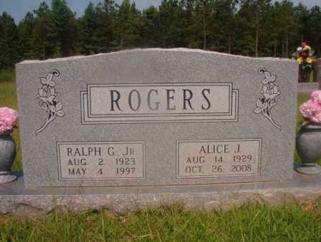 ROGERS, JR, RALPH G - Hempstead County, Arkansas | RALPH G ROGERS, JR - Arkansas Gravestone Photos