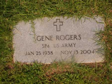 ROGERS (VETERAN), GENE - Hempstead County, Arkansas | GENE ROGERS (VETERAN) - Arkansas Gravestone Photos