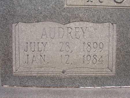ROSS, AUDREY (CLOSEUP) - Hempstead County, Arkansas | AUDREY (CLOSEUP) ROSS - Arkansas Gravestone Photos