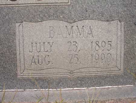 ROSS, BAMMA (CLOSEUP) - Hempstead County, Arkansas | BAMMA (CLOSEUP) ROSS - Arkansas Gravestone Photos