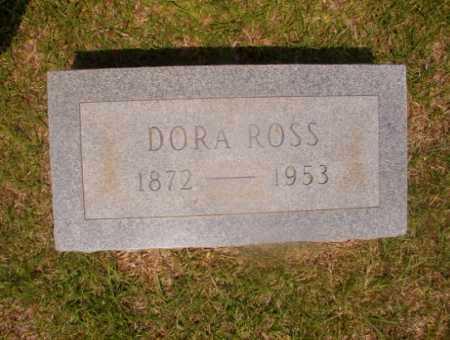 ROSS, DORA - Hempstead County, Arkansas | DORA ROSS - Arkansas Gravestone Photos