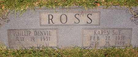 ROSS, KAREN SUE - Hempstead County, Arkansas | KAREN SUE ROSS - Arkansas Gravestone Photos
