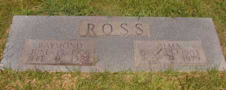 ROSS, ALMA - Hempstead County, Arkansas | ALMA ROSS - Arkansas Gravestone Photos