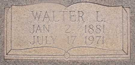 ROSS, WALTER L (CLOSEUP) - Hempstead County, Arkansas | WALTER L (CLOSEUP) ROSS - Arkansas Gravestone Photos