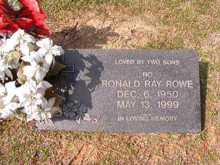 ROWE, RONALD RAY - Hempstead County, Arkansas | RONALD RAY ROWE - Arkansas Gravestone Photos