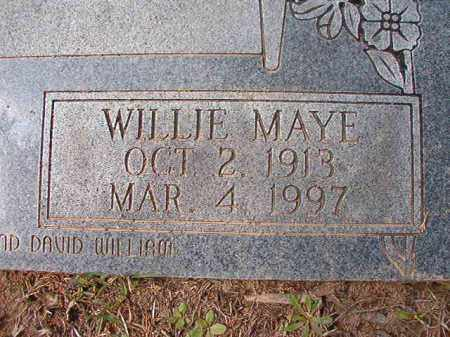 ROWE, WILLIE MAYE (CLOSE UP) - Hempstead County, Arkansas | WILLIE MAYE (CLOSE UP) ROWE - Arkansas Gravestone Photos