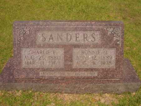 SANDERS, CHARLIE E - Hempstead County, Arkansas | CHARLIE E SANDERS - Arkansas Gravestone Photos