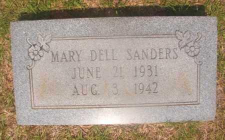 SANDERS, MARY DELL - Hempstead County, Arkansas | MARY DELL SANDERS - Arkansas Gravestone Photos