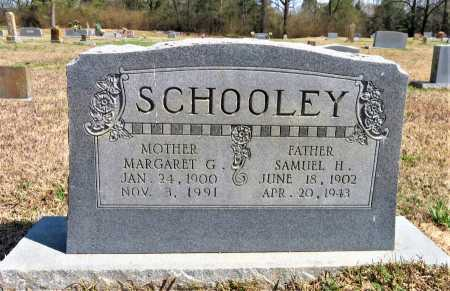 SCHOOLEY, SAMUEL H - Hempstead County, Arkansas | SAMUEL H SCHOOLEY - Arkansas Gravestone Photos