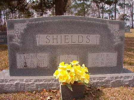 SHIELDS, RUBY M - Hempstead County, Arkansas | RUBY M SHIELDS - Arkansas Gravestone Photos