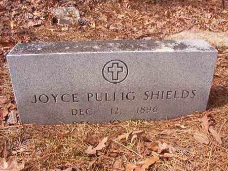 PULLIG SHIELDS, JOYCE - Hempstead County, Arkansas | JOYCE PULLIG SHIELDS - Arkansas Gravestone Photos