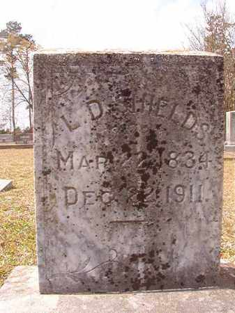 SHIELDS, L D - Hempstead County, Arkansas | L D SHIELDS - Arkansas Gravestone Photos