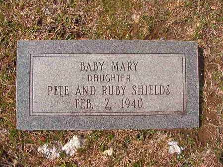 SHIELDS, MARY - Hempstead County, Arkansas | MARY SHIELDS - Arkansas Gravestone Photos