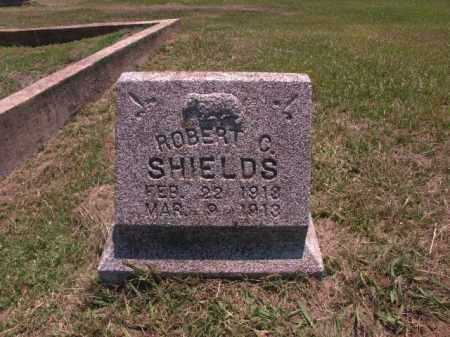 SHIELDS, ROBERT C. - Hempstead County, Arkansas | ROBERT C. SHIELDS - Arkansas Gravestone Photos