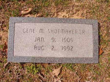 SHOEMAKER, GENE M - Hempstead County, Arkansas | GENE M SHOEMAKER - Arkansas Gravestone Photos