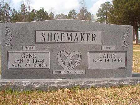 SHOEMAKER, GENE - Hempstead County, Arkansas   GENE SHOEMAKER - Arkansas Gravestone Photos