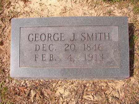 SMITH, GEORGE J - Hempstead County, Arkansas   GEORGE J SMITH - Arkansas Gravestone Photos