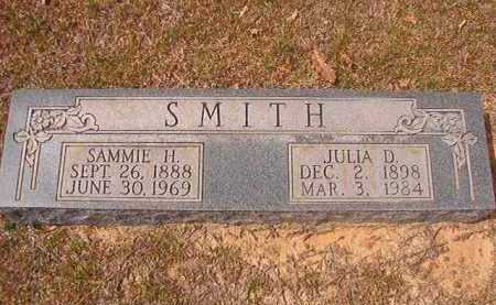 SMITH, JULIA D - Hempstead County, Arkansas | JULIA D SMITH - Arkansas Gravestone Photos