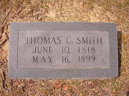 SMITH, THOMAS C - Hempstead County, Arkansas | THOMAS C SMITH - Arkansas Gravestone Photos