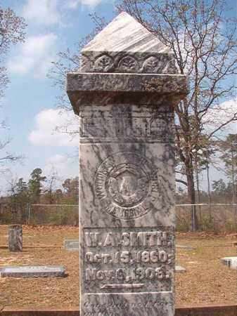 SMITH, W A - Hempstead County, Arkansas | W A SMITH - Arkansas Gravestone Photos