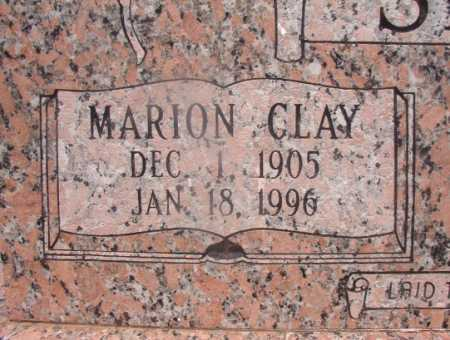 SPARKS, MARION CLAY (CLOSEUP) - Hempstead County, Arkansas | MARION CLAY (CLOSEUP) SPARKS - Arkansas Gravestone Photos